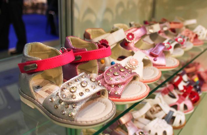 Детская обувь в Киеве