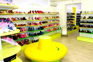 Магазин детской обуви Шалунишка на Королева